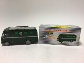Dinky Supertoys BBC TV mobile control room No. 967 boxed