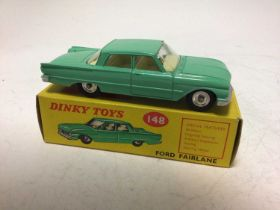 Dinky Ford Fairline No 148, boxed