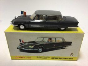Dinky French issue Citroen Presidentielle No. 1435 boxed