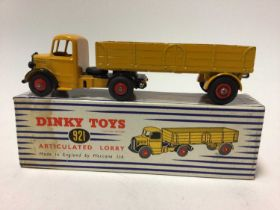 Dinky articulated lorry No. 921 boxed