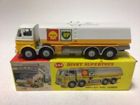 Dinky Supertoys Shell-BP fuel tanker No. 944 boxed