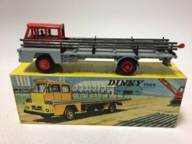 Dinky (French issue) Camion Savien Porte-Fer No. 885 boxed