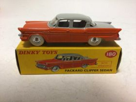 Dinky Packard Clipper Sedan No 180, boxed