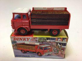 Dinky Bedford Coca-Cola truck No. 402 boxed