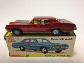 Dinky Pontiac Parisienne No. 173 boxed