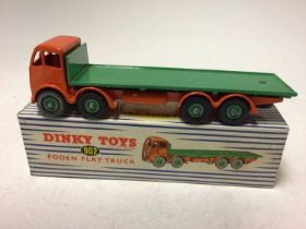 Dinky Foden flat truck No. 902 boxed
