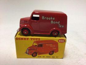 "Dinky Trojan 15 cwt van "" Brooke Bond Tea"" No 455, boxed"