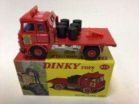 Dinky Bedford TK coal lorry No. 425 boxed