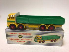 Dinky Supertoys Leyland Octopus wagon No. 934 boxed
