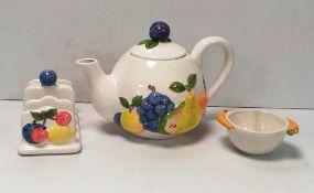 Decorative Tea Pot,