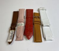 Misc Lot of Watch Straps