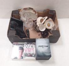 Misc Box of Al Pacino DVD's,