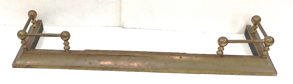 Vintage Extendable Fender 161cm W 31cm D (Internal Fully Extended)