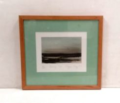 Limited Edition Evening Sun in Mayo, Signed.