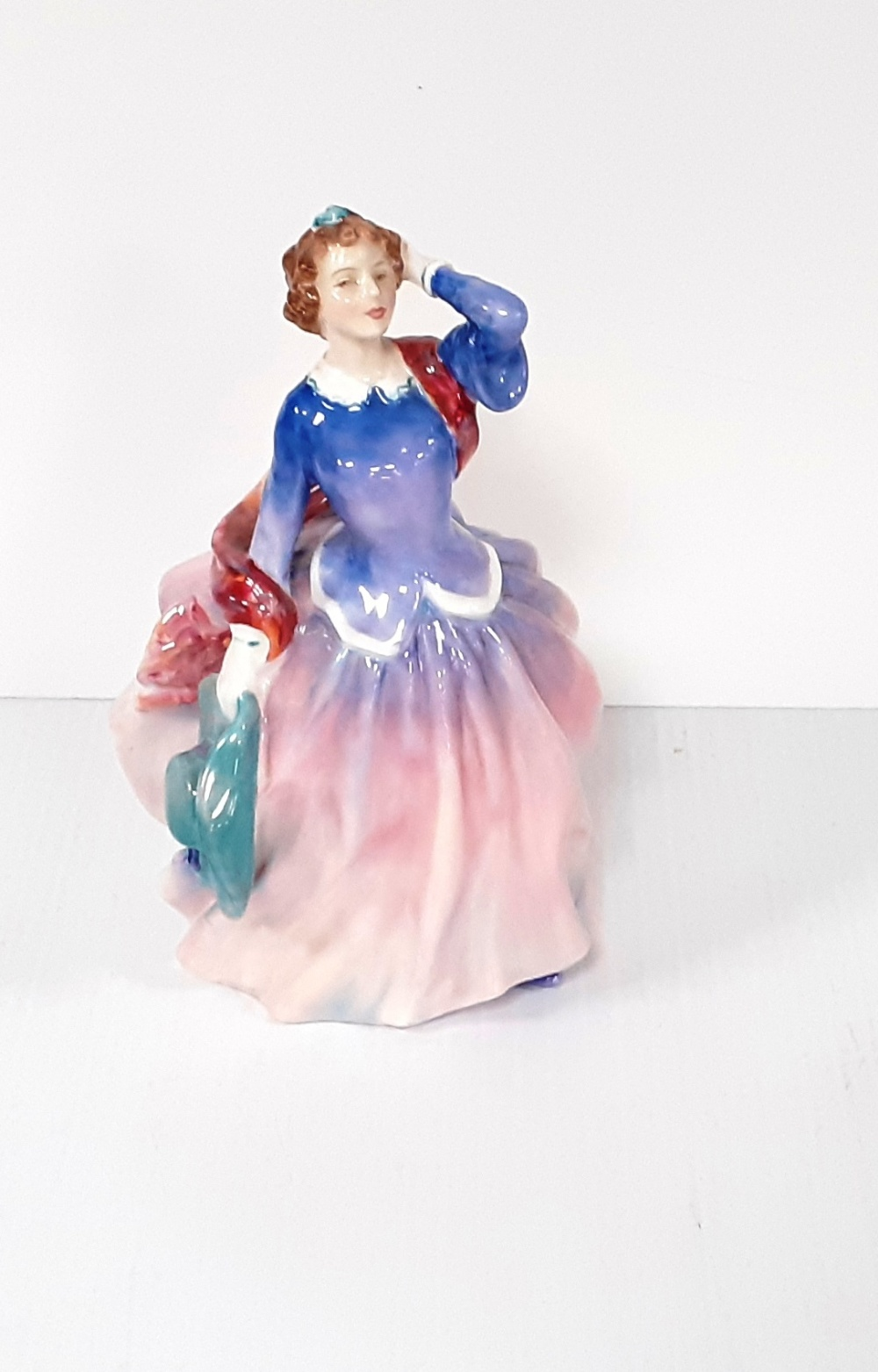 Royal Doulton Figure of a Girl