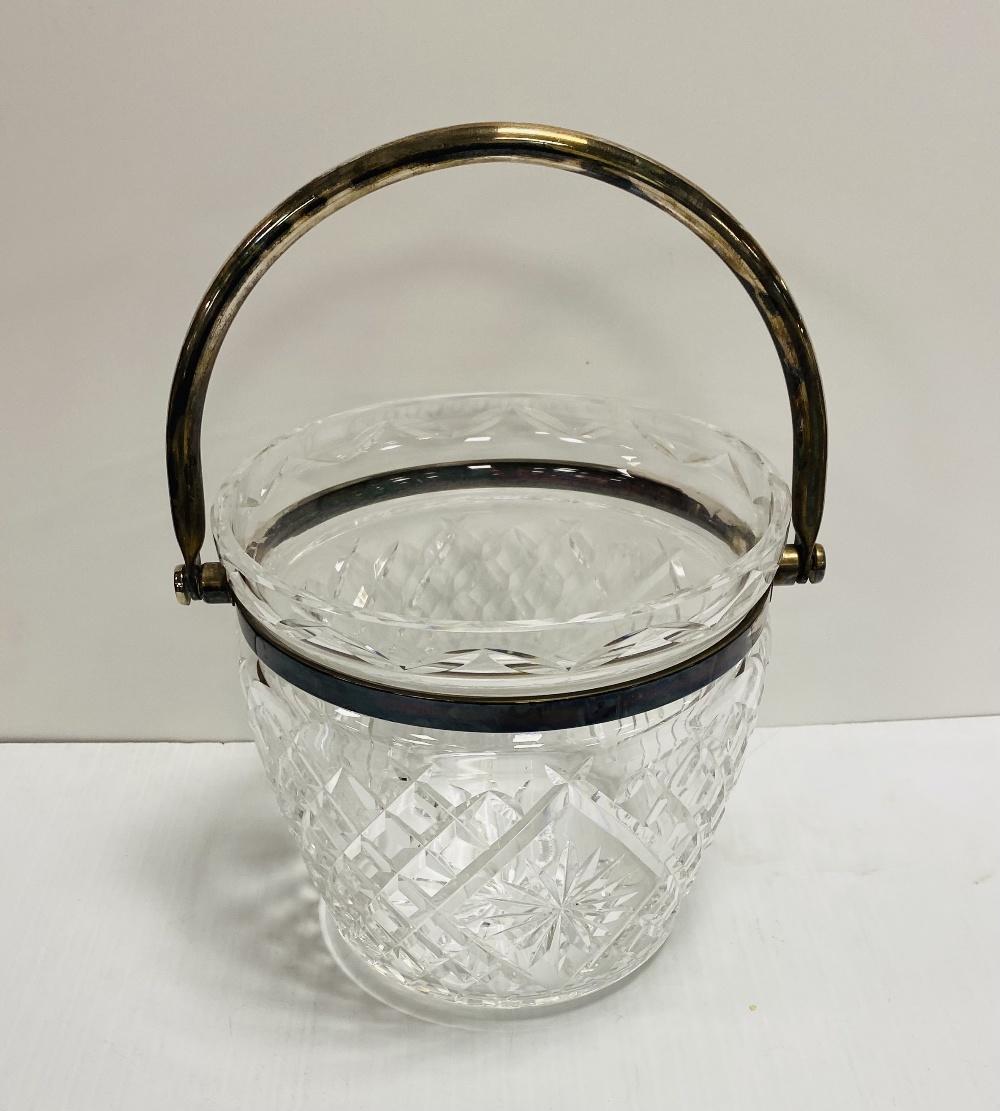 Waterford Crystal Ice Bucket