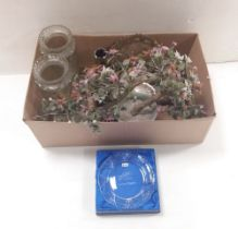 Misc Box Silver Plate,