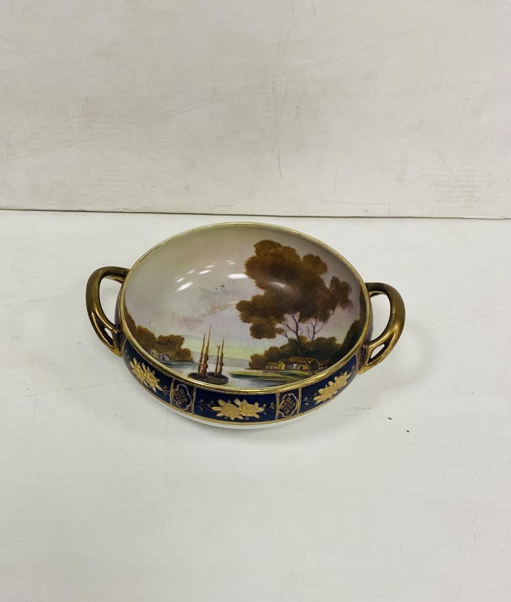 Noritake Centrepiece Bowl