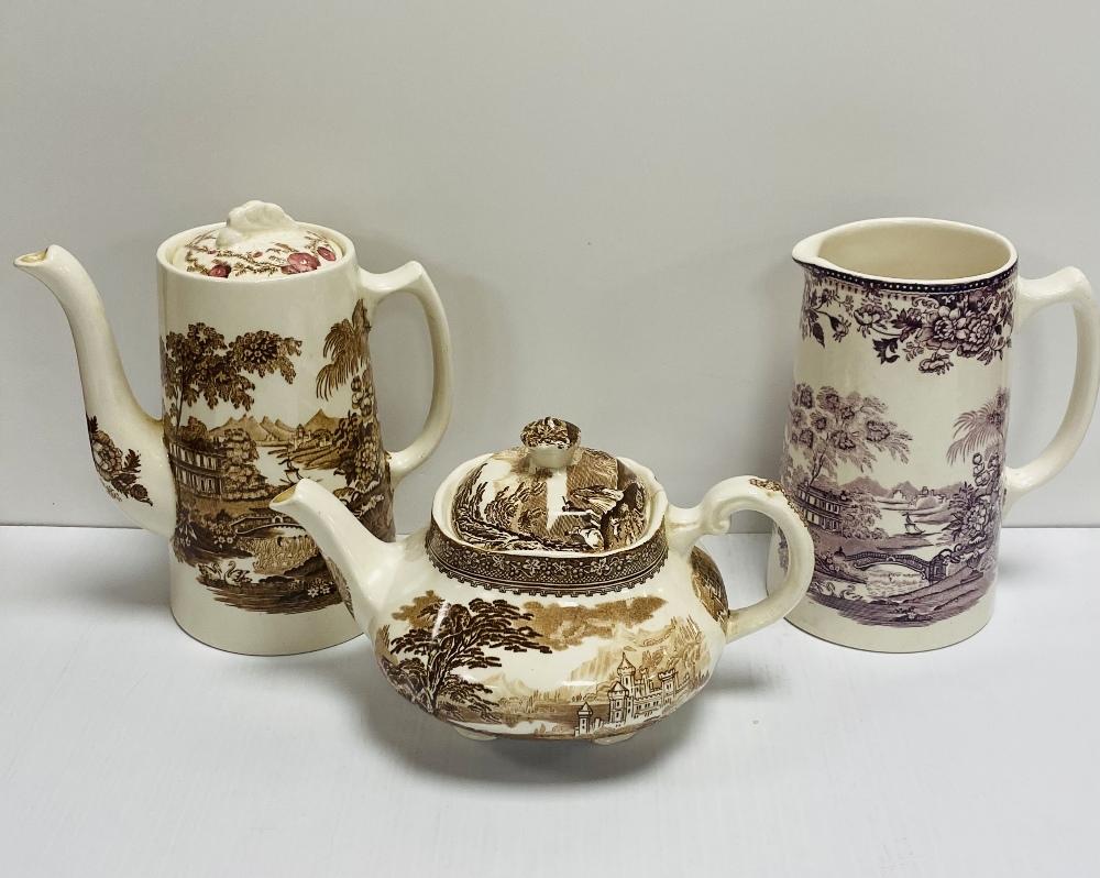 Royal Staffordshire Milk Jug,