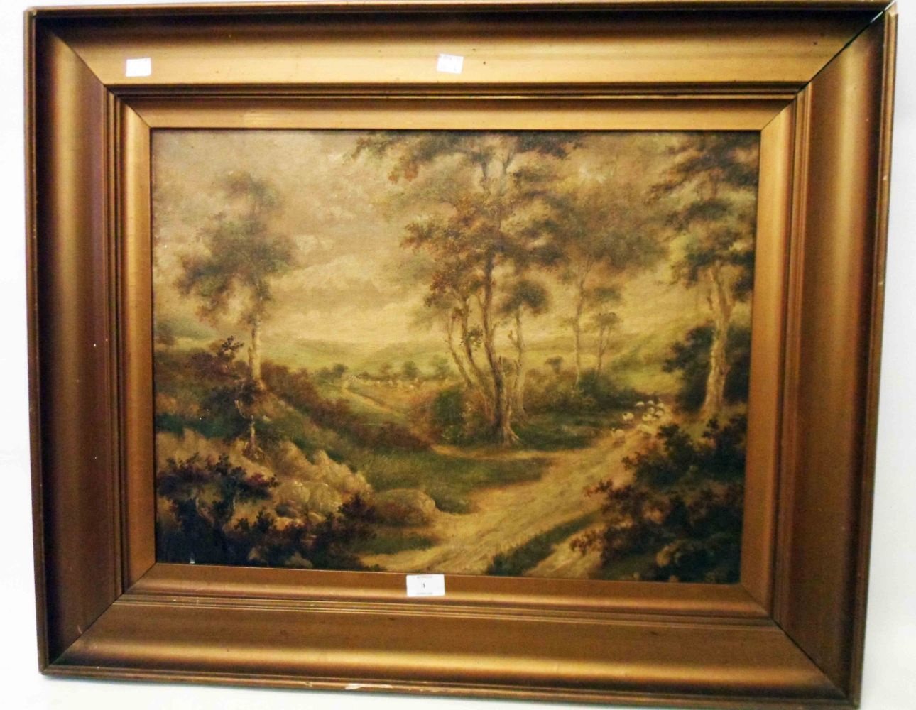 Timed Online Auction of Unreserved Pictures, Paintings and Books
