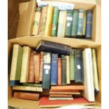 A quantity of mainly hardback books, including Hugh Walpole titles and B.B.C.'s Romany titles, etc.