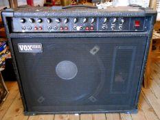 A Vox Venue Keyboard 100 amplifier