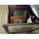 A quantity of assorted prints - various subjects and condition