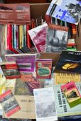 RAILWAY EPHEMERA, a collection of books, periodicals, magazines and pamphlets including abc