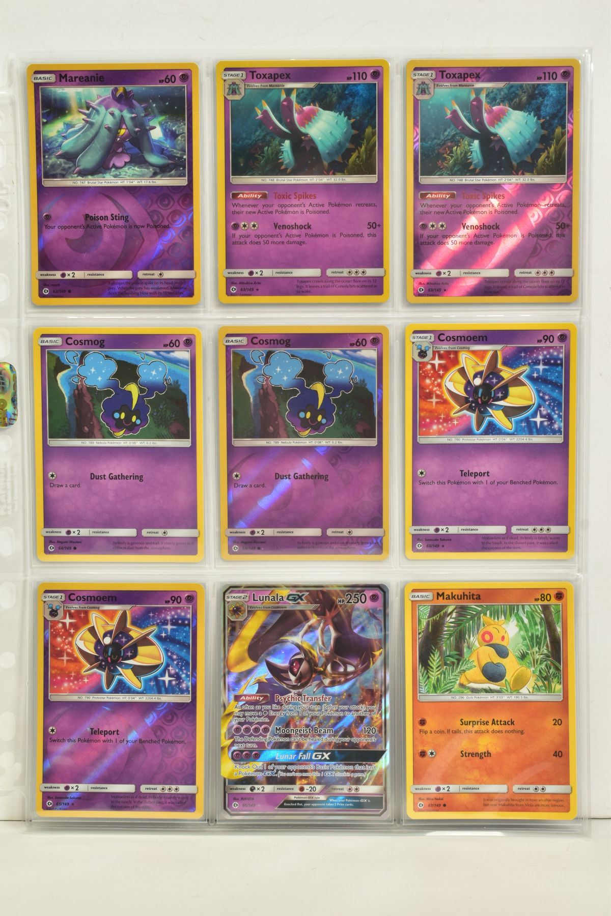 A COLLECTION OF ASSORTED POKEMON CARDS, to include complete master sets of XY Primal Clash, XY - Image 15 of 144