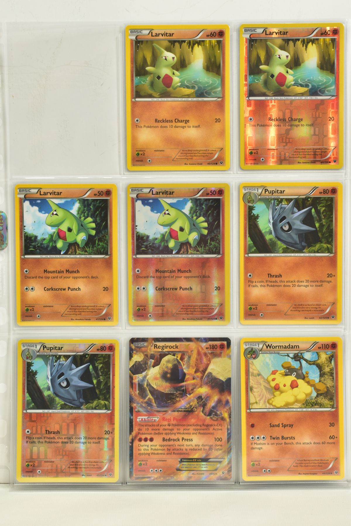 A COLLECTION OF ASSORTED POKEMON CARDS, to include complete master sets of XY Steam Siege, XY - Image 33 of 87