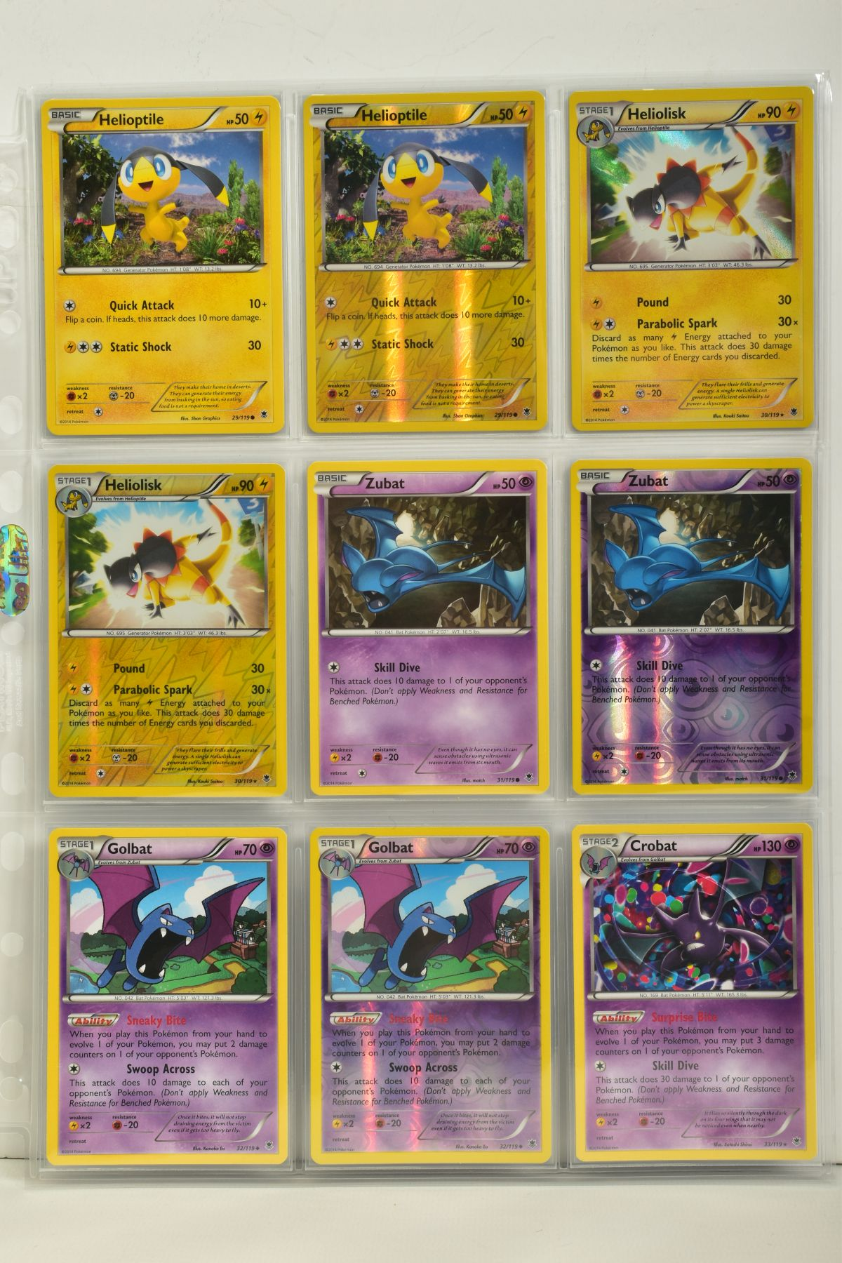 A COLLECTION OF ASSORTED POKEMON CARDS, to include complete master sets of XY Phantom Forces, XY - Image 58 of 101