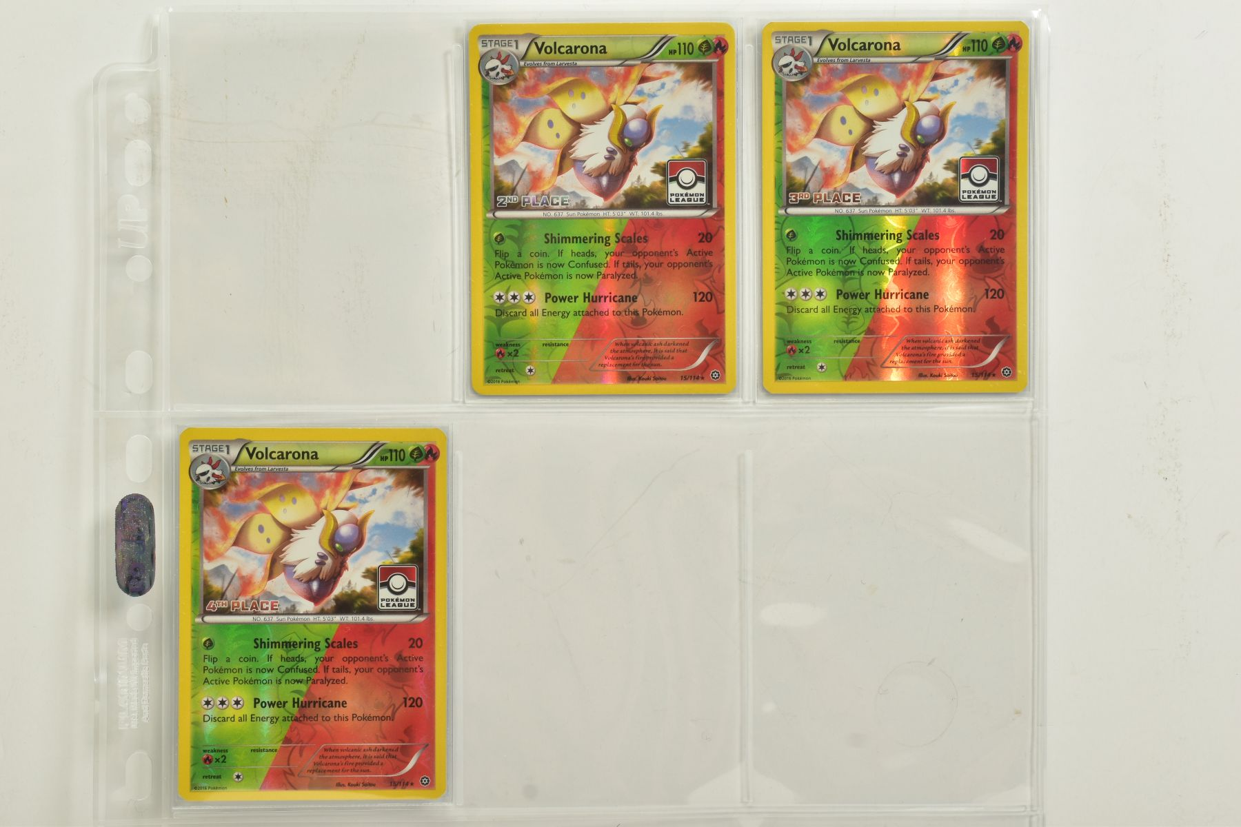 A COLLECTION OF ASSORTED POKEMON CARDS, to include complete master sets of XY Steam Siege, XY - Image 86 of 87