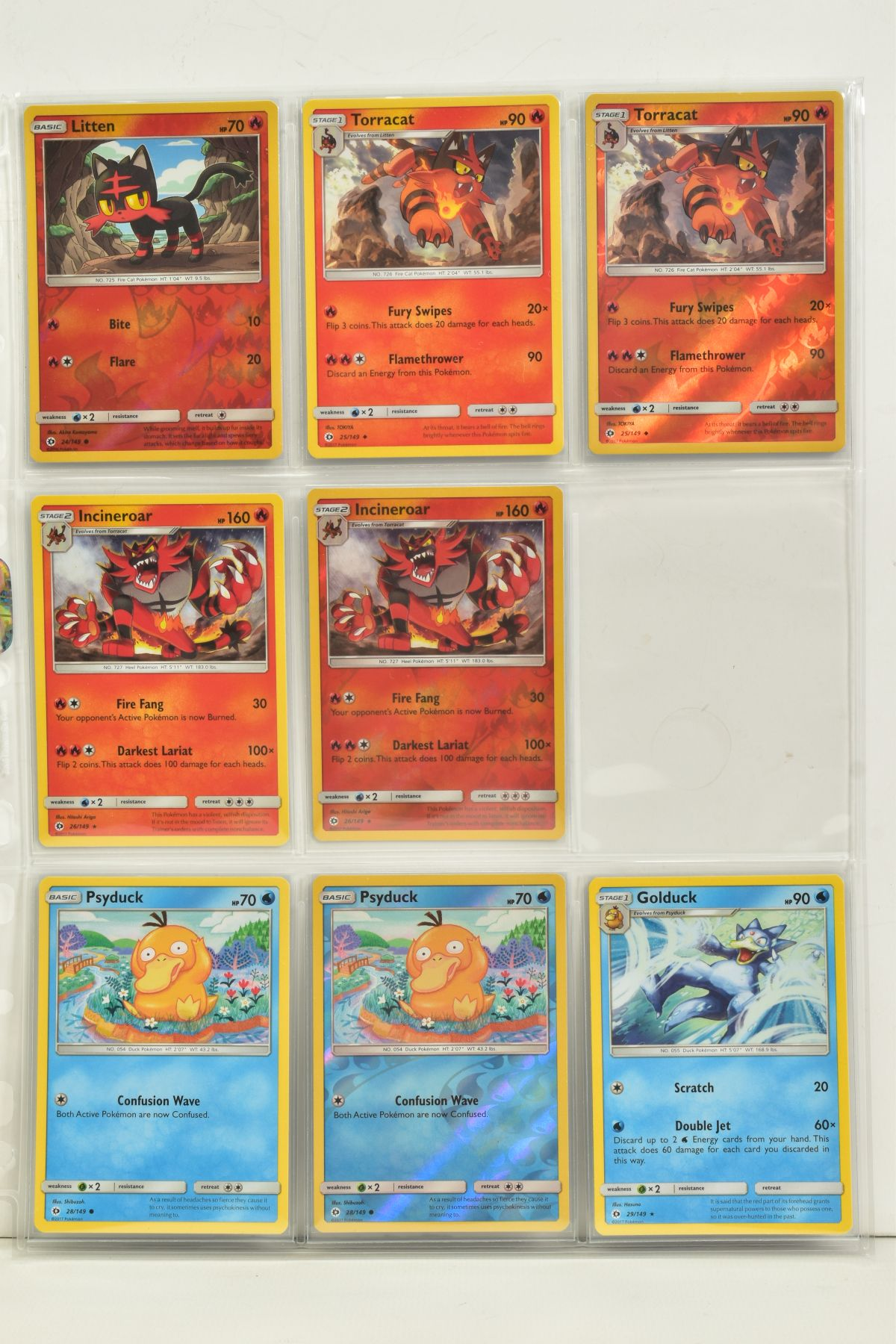 A COLLECTION OF ASSORTED POKEMON CARDS, to include complete master sets of XY Primal Clash, XY - Image 7 of 144