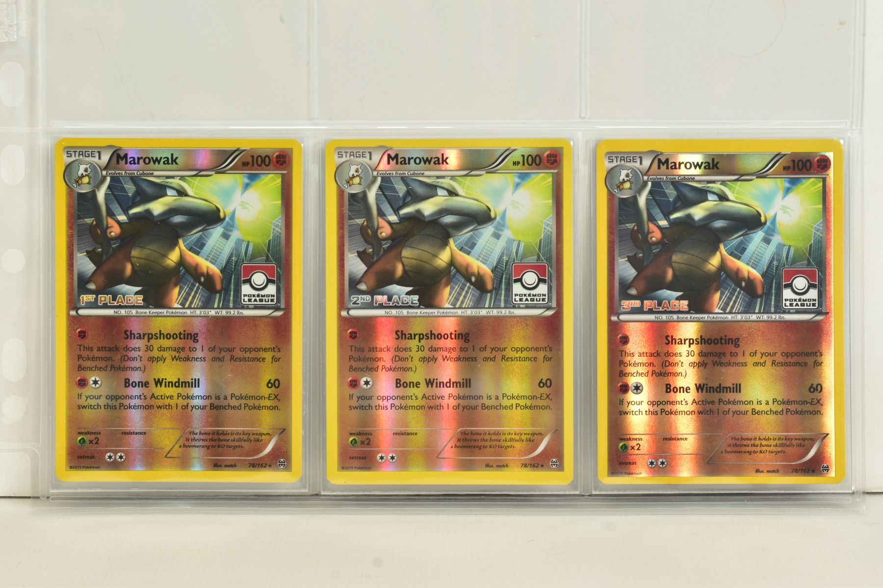 A COLLECTION OF ASSORTED POKEMON CARDS, to include complete master sets of XY Breakpoint, XY Roaring - Image 36 of 108
