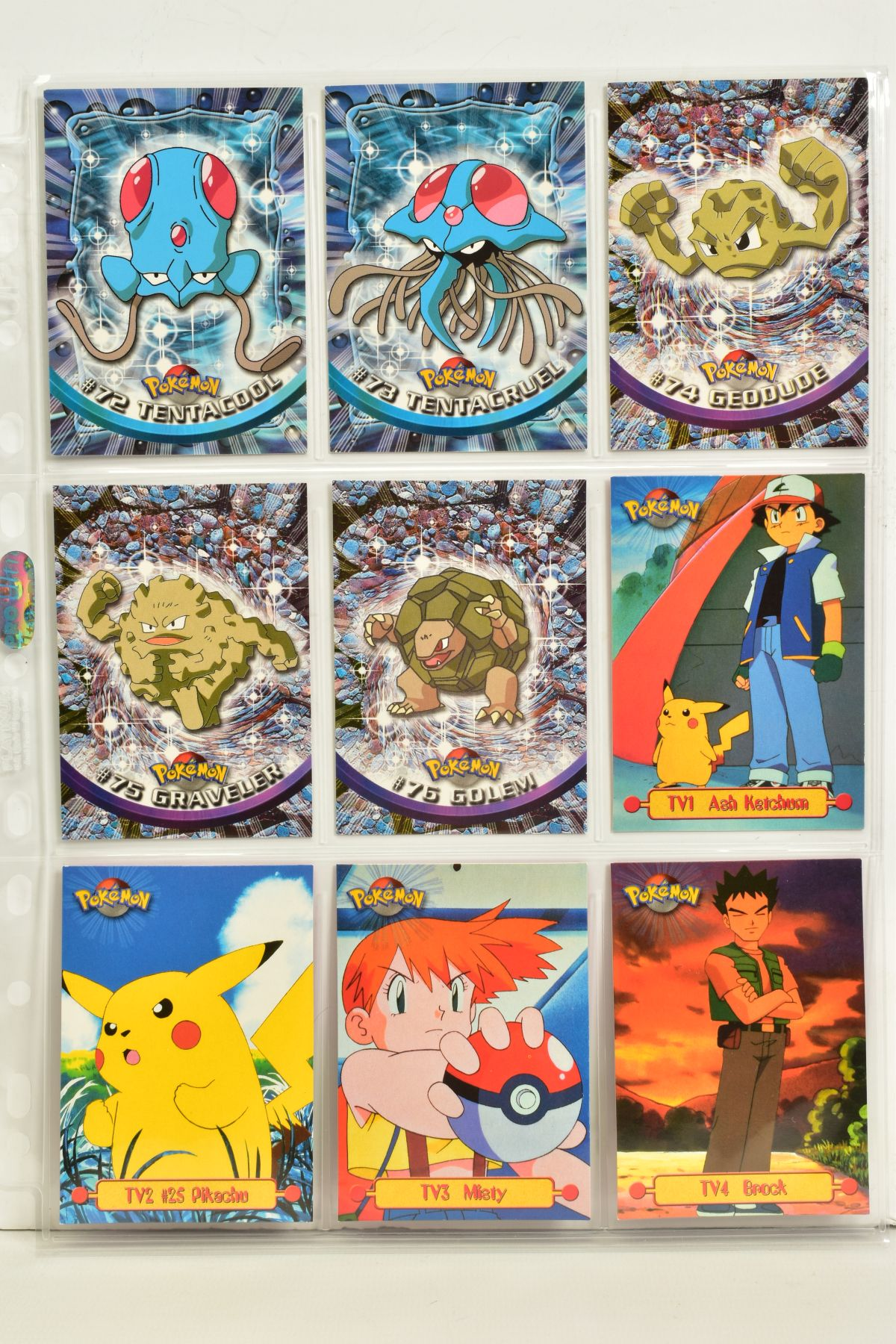A COLLECTION OF ASSORTED POKEMON CARDS, to include complete master sets of XY Primal Clash, XY - Image 135 of 144