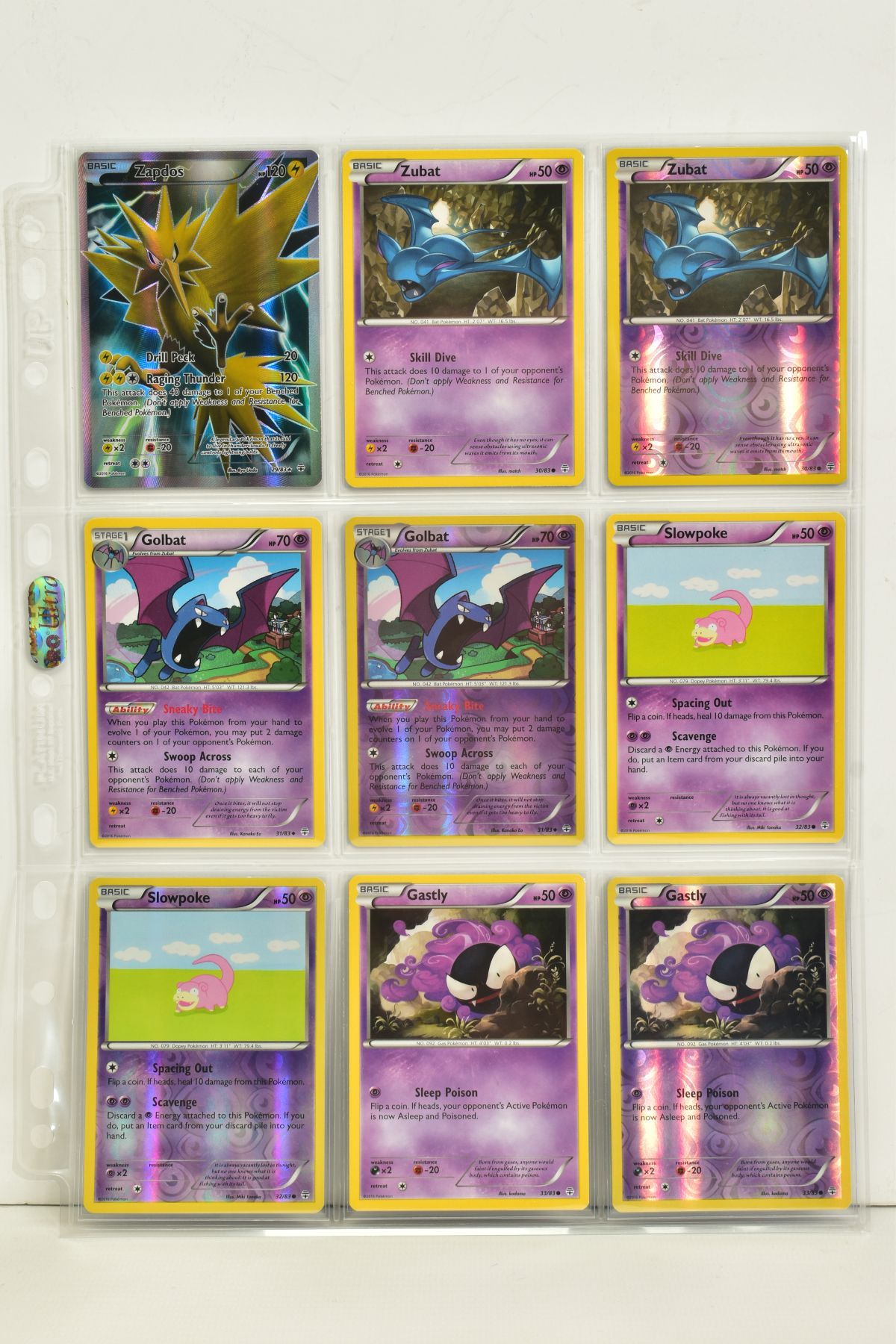 A COLLECTION OF ASSORTED POKEMON CARDS, to include complete master sets of XY Primal Clash, XY - Image 76 of 144