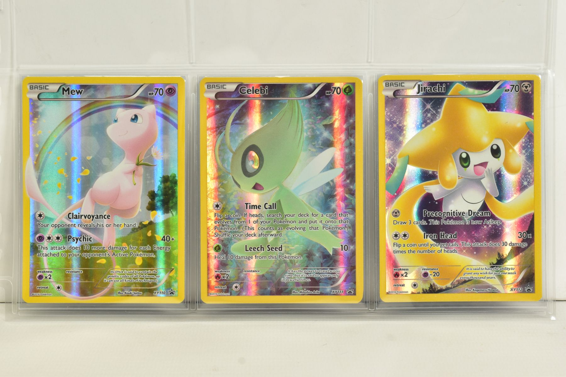 A COLLECTION OF ASSORTED POKEMON CARDS, to include complete master sets of XY Steam Siege, XY - Image 55 of 87