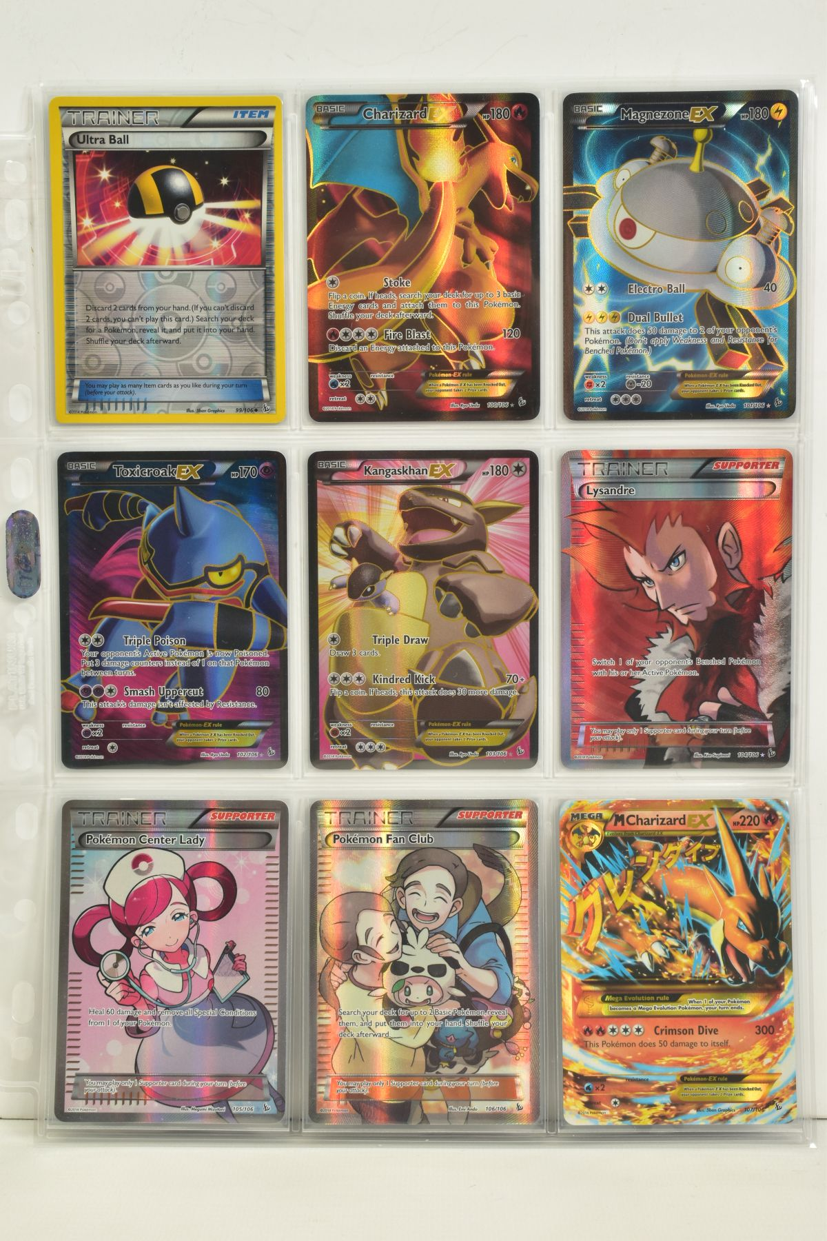 A COLLECTION OF ASSORTED POKEMON CARDS, to include complete master sets of XY Steam Siege, XY - Image 23 of 87