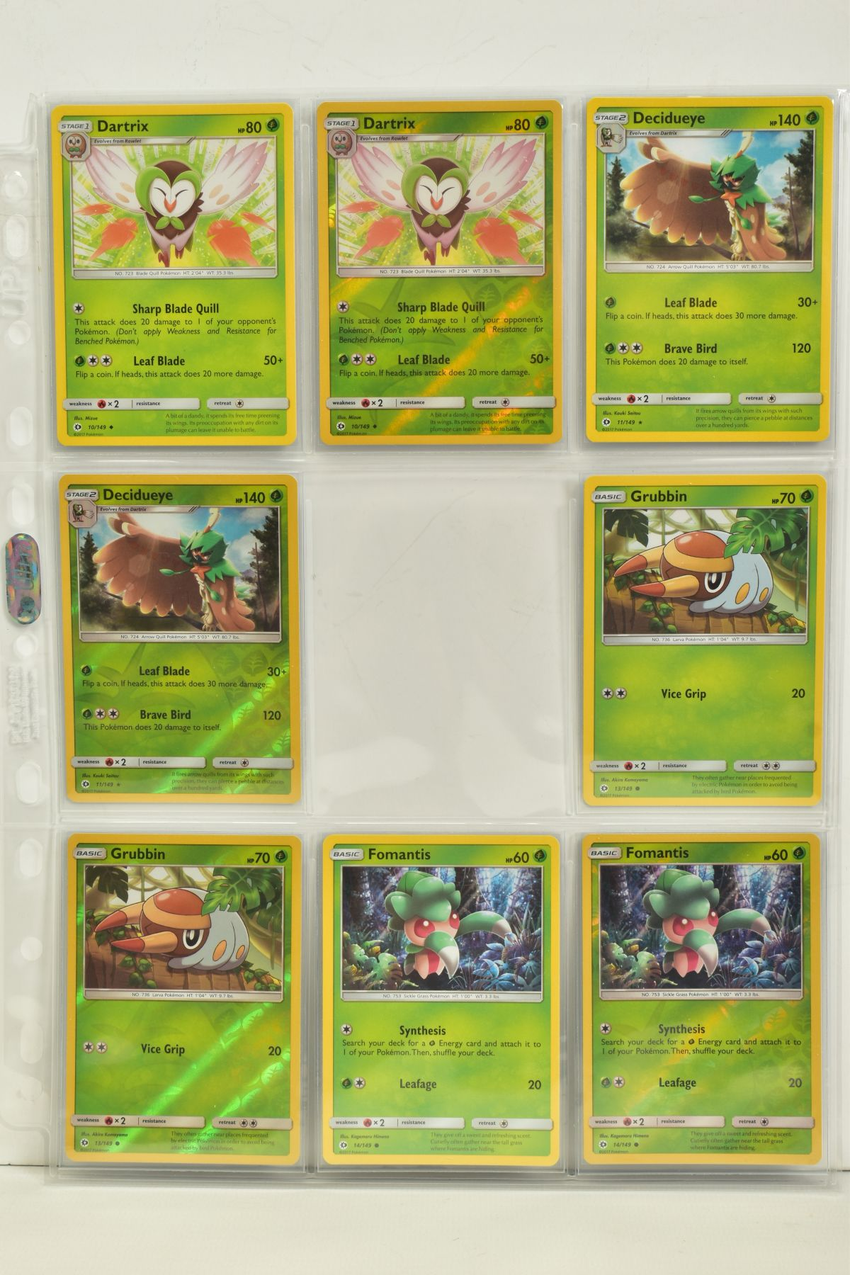 A COLLECTION OF ASSORTED POKEMON CARDS, to include complete master sets of XY Primal Clash, XY - Image 4 of 144