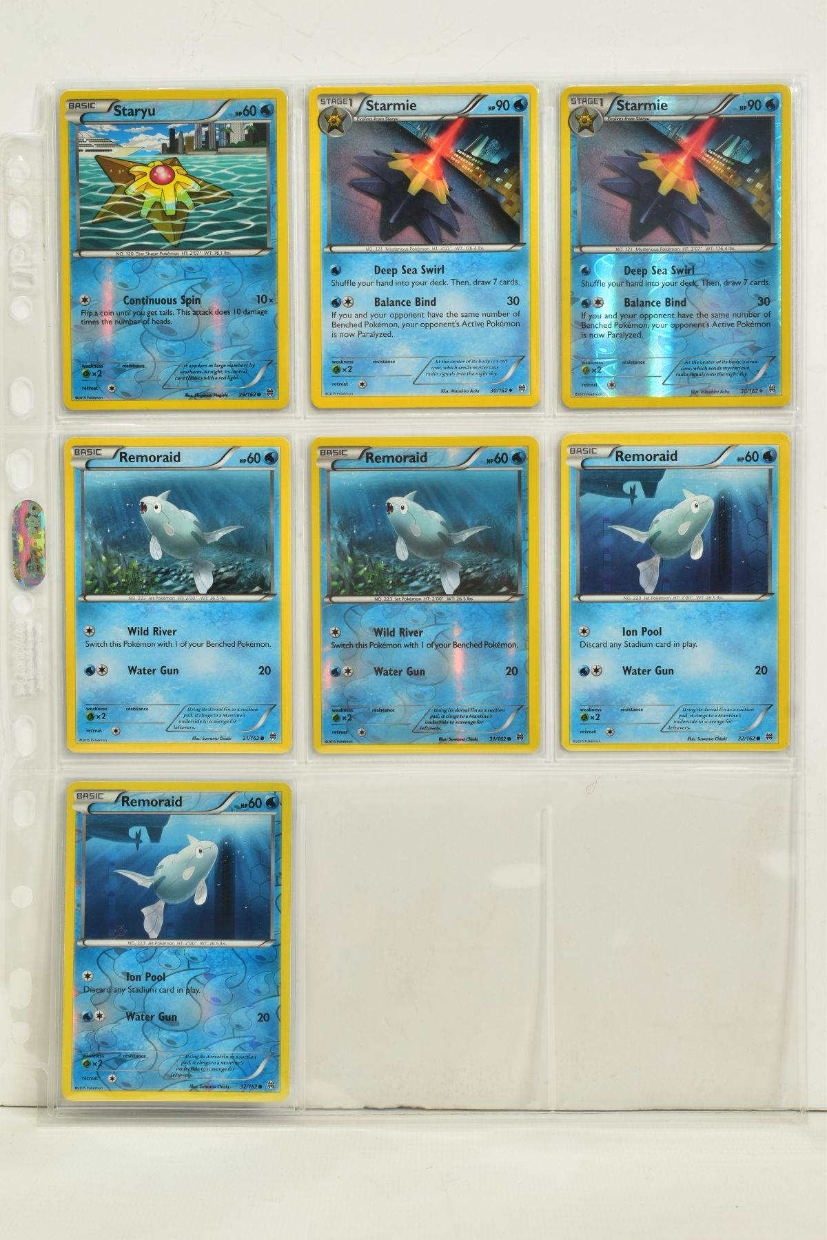 A COLLECTION OF ASSORTED POKEMON CARDS, to include complete master sets of XY Breakpoint, XY Roaring - Image 8 of 108