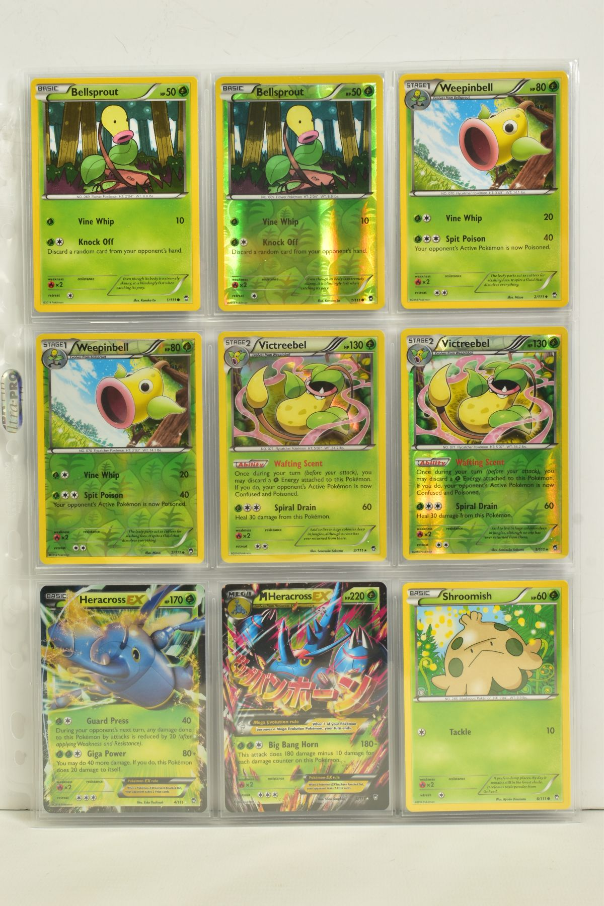 A COLLECTION OF ASSORTED POKEMON CARDS, to include complete master sets of XY Phantom Forces, XY - Image 77 of 101