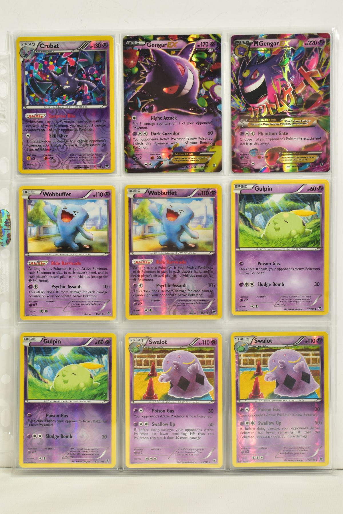 A COLLECTION OF ASSORTED POKEMON CARDS, to include complete master sets of XY Phantom Forces, XY - Image 59 of 101