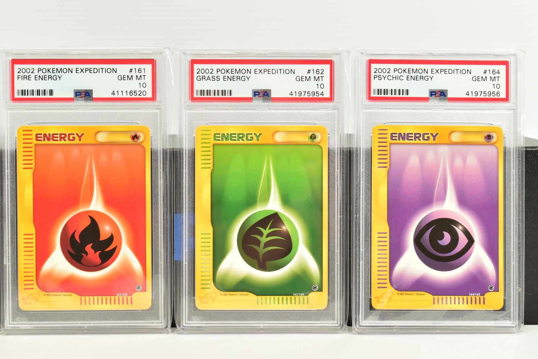 A QUANTITY OF PSA GRADED POKEMON E CARD EXPEDITION BASE SET CARDS, all are graded GEM MINT 10 and - Image 12 of 12