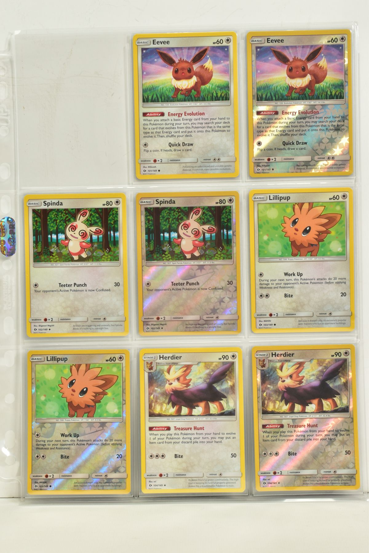 A COLLECTION OF ASSORTED POKEMON CARDS, to include complete master sets of XY Primal Clash, XY - Image 23 of 144