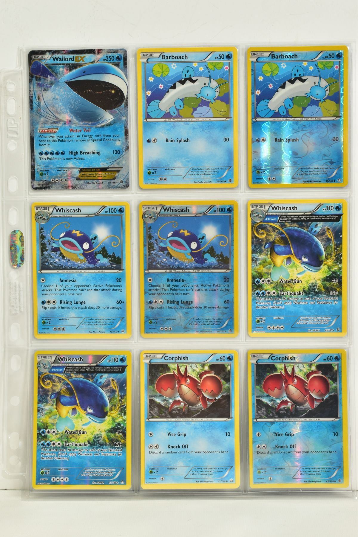 A COLLECTION OF ASSORTED POKEMON CARDS, to include complete master sets of XY Primal Clash, XY - Image 42 of 144