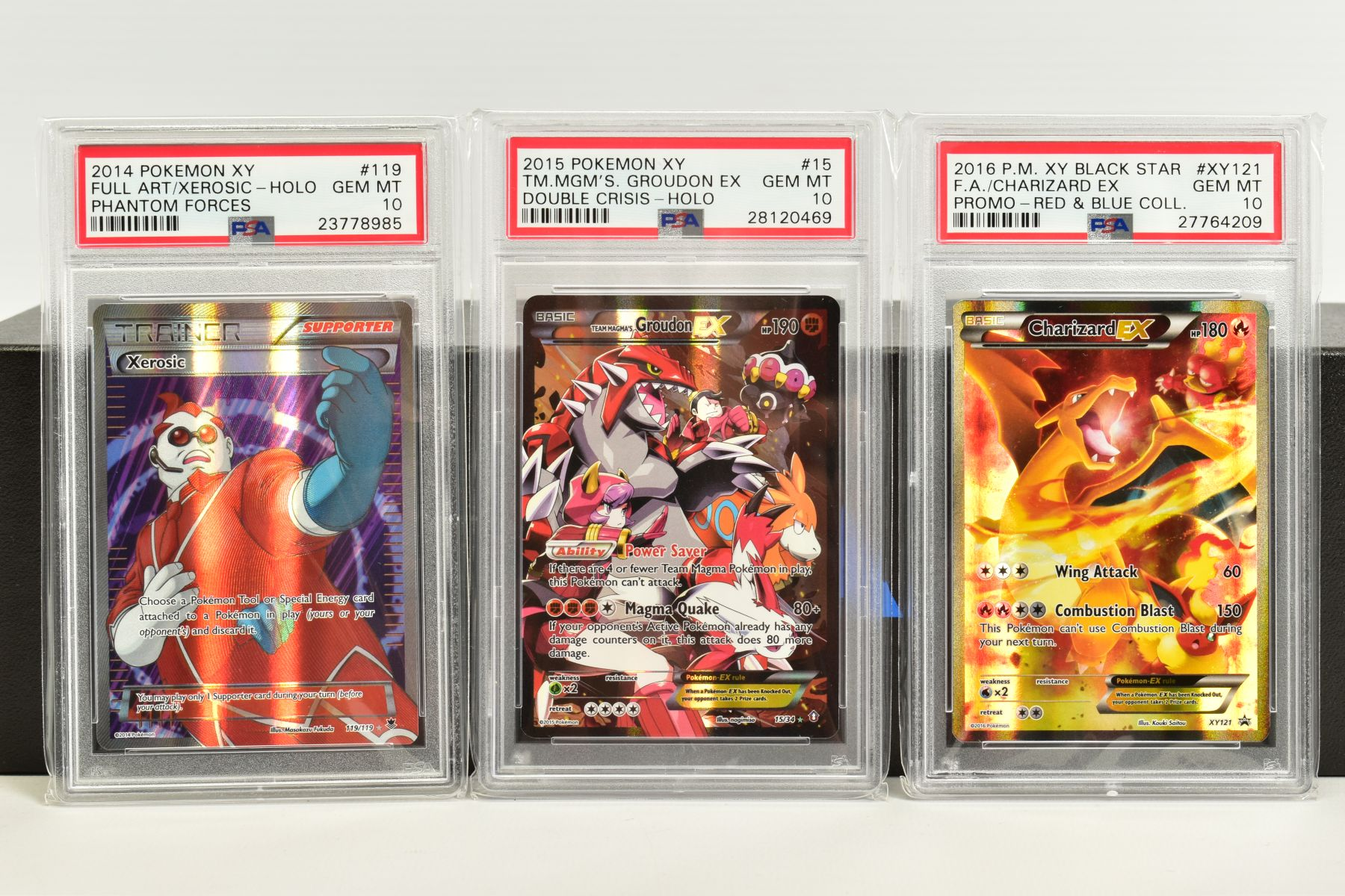 A QUANTITY OF PSA GRADED POKEMON XY CARDS, assorted cards from the XY Ancient Origins, XY Phantom - Image 6 of 6