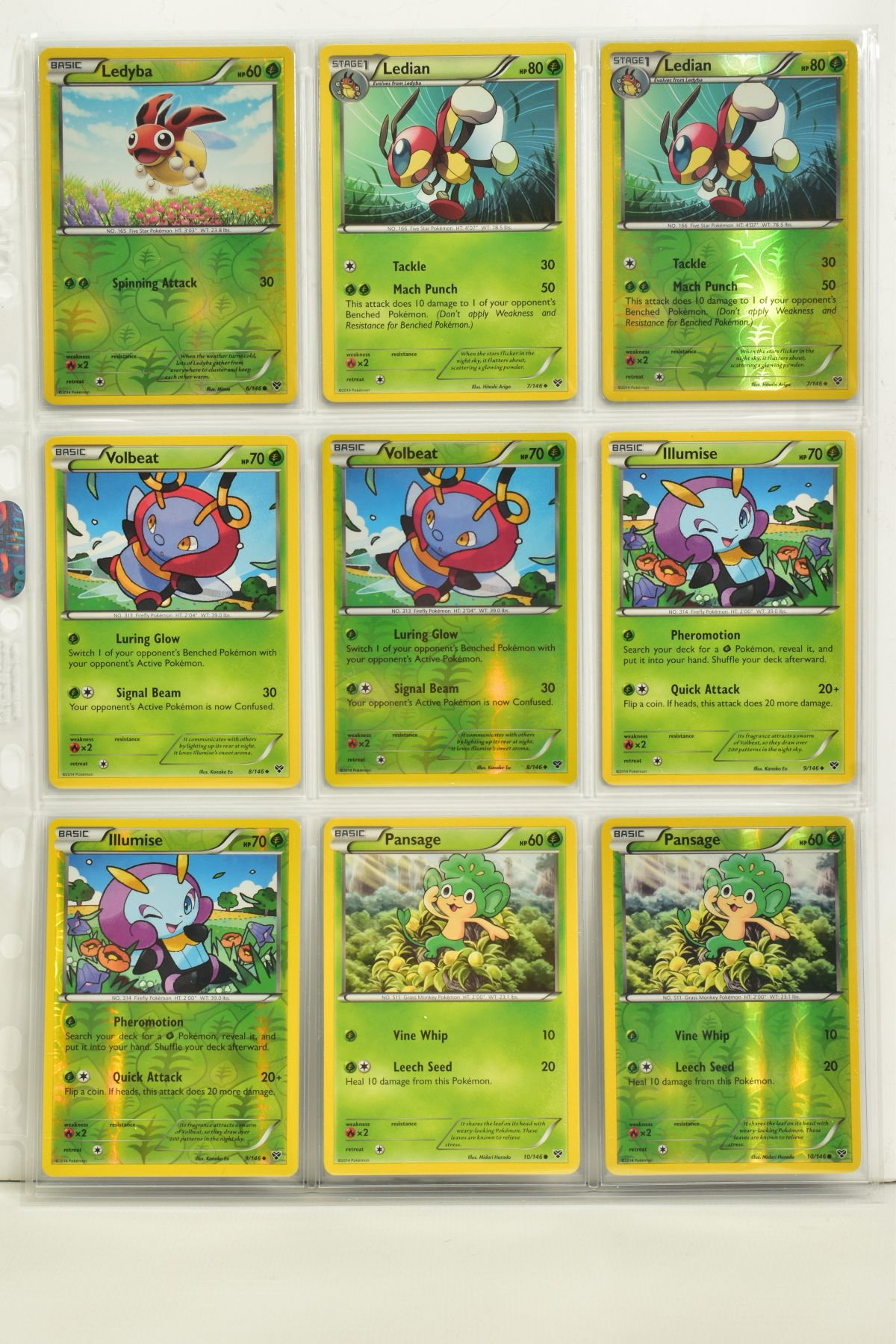 A COLLECTION OF ASSORTED POKEMON CARDS, to include complete master sets of XY Primal Clash, XY - Image 95 of 144