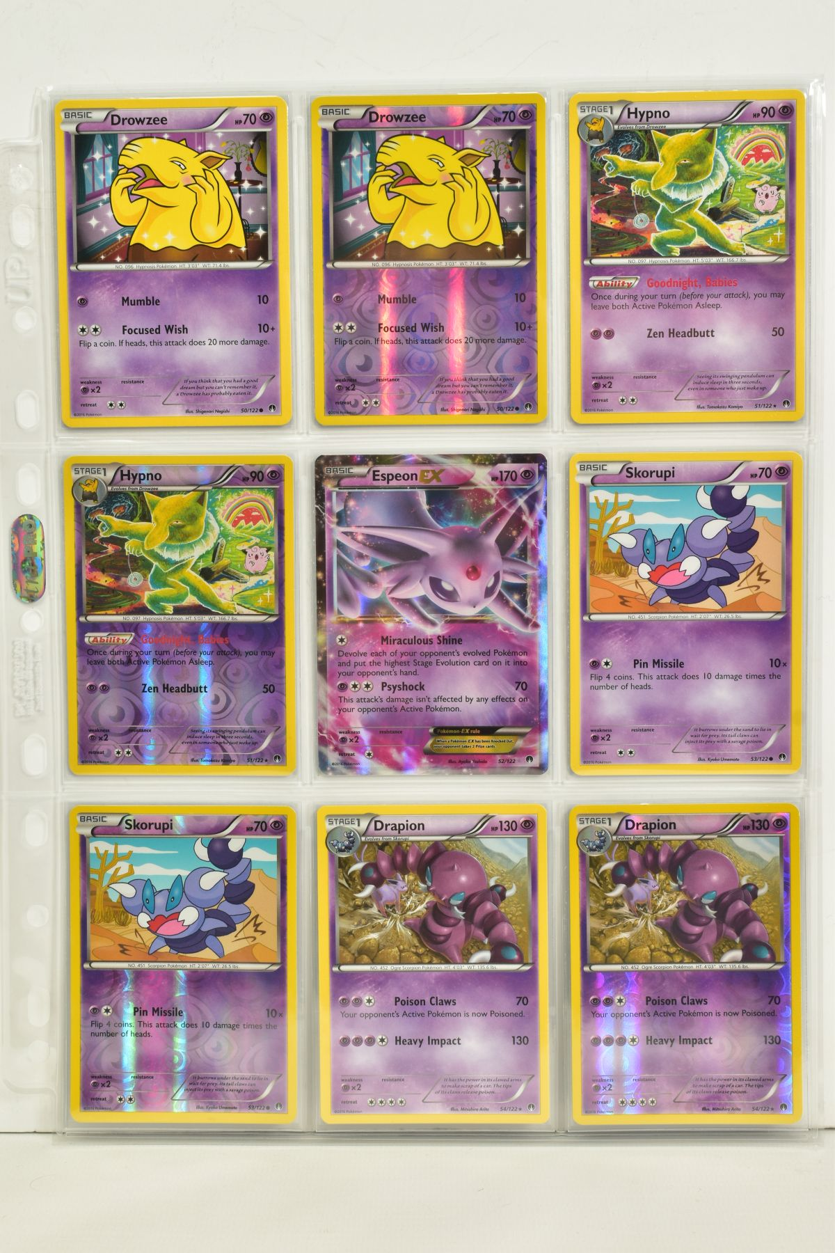 A COLLECTION OF ASSORTED POKEMON CARDS, to include complete master sets of XY Breakpoint, XY Roaring - Image 50 of 108