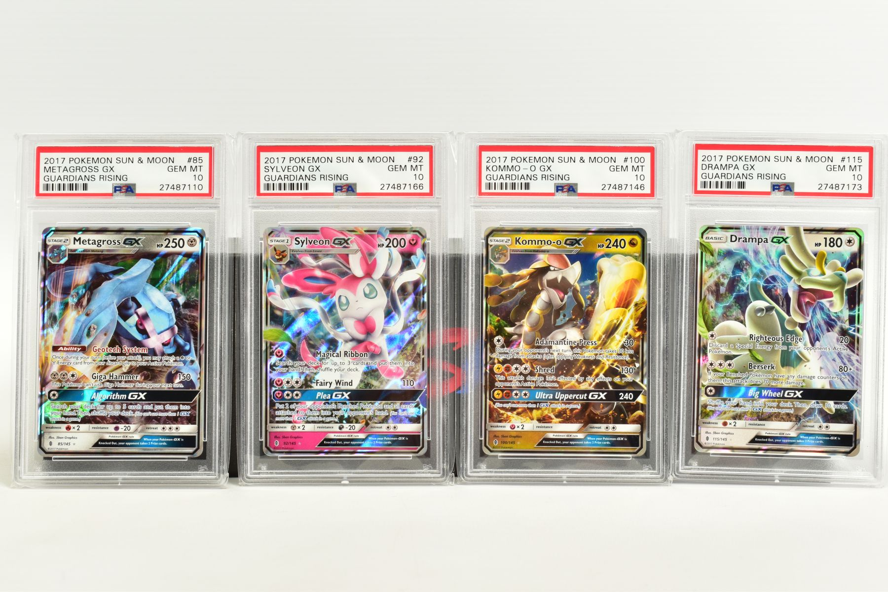 A QUANTITY OF PSA GRADED POKEMON CARDS, assorted cards from the Southern Islands Promos, Build-A- - Image 9 of 12