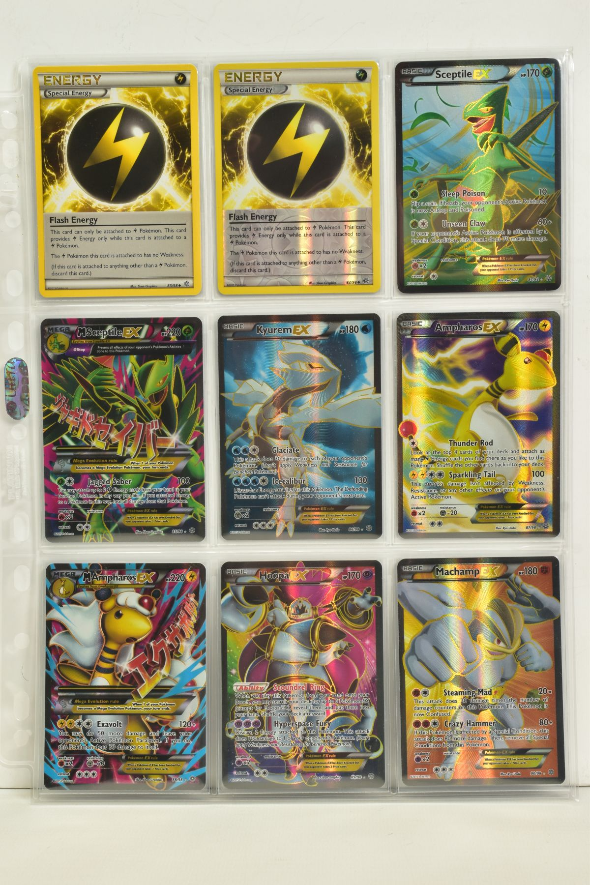 A COLLECTION OF ASSORTED POKEMON CARDS, to include complete master sets of XY Phantom Forces, XY - Image 19 of 101